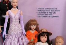 DollGlossary.com / by Shirley Childers