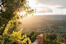 Lumière et couleurs de Provence