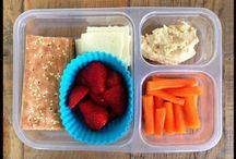 Get clean lunch ideas / by Tiffany Robinson
