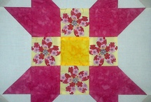 BOM 2013 / My BOM - for 2013 Sugar Block Club, Lucky Stars & Skill Builder Block of the month