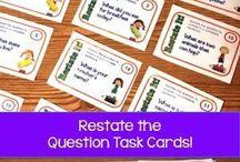 Academic Task Cards