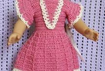 Crochet - AG Doll Clothes