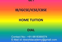 IB Maths Tutor in Delhi / IB Math Tutor are best for every IB, IGCSE & MYP subject offered. Our tutors are based in Mumbai, Bangalore and Delhi and have excelled at the IB themselves prior to. We provide best ib maths tutor in delhi, IB Home tutor in delhi,GUrgaon. Visit @ http://www.ibmathtutor.in/IB-Maths-Tutors-in-Delhi.aspx