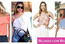 Tendências de moda para o verão 2017