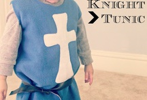 Knights themed birthday party