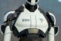 Robots Futuristas,ExoEsqueletos,FutureNaves Etc...