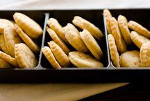 Breads Buns Rolls Crackers / Flour Power / by Bernadine Gillette