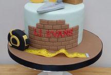 Builder cakes