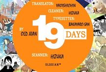 19 days / 19 days, yaoi manga from mangago.me