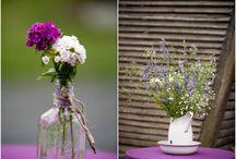 Rustic Wedding... inspirations // Rustykalne wesele... inspiracje!