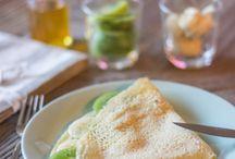 les gourmandises healthy / des recettes healthy pour des encas équilibrés et délicieux.  Zéro complexe