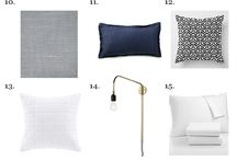 Product Roundup / A collection of interior design product roundups...