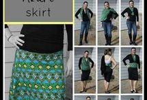 Maxi Skirt/Dress