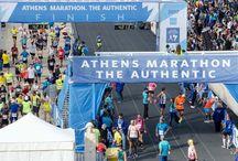 Athens Marathon. Classic & Authentic