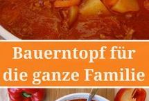 Suppen Eintöpfe