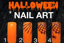 Halloween Nail Art! / We're Spellbound by halloween nail art! From Spook to Glam Vamp, dress your nails up in style with a little Nail art Inspiration