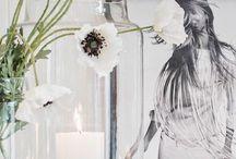 DECO & STYLING / Accesoires, decoratie- en stileer ideeën voor het interieur.