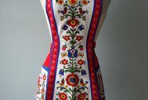euro folk art