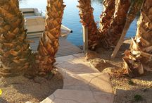 Flag and Concrete / Assessing the value of your Outdoor living Space