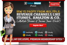 How To Make Multiple #Recurring #Revenue From #Channels Like...