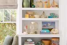 Styling bookcases