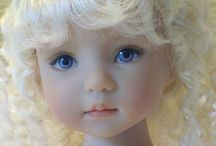 effner little darling Dolls