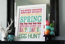* Hoppy Easter *