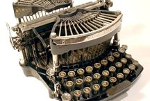 typewriters / by Bossy Joscie