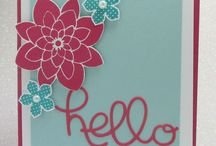 Stampin' Up! - Crazy About You/Hello You