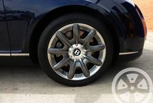 Glasgow (South) / Alloy Wheel Refurbishment & Customisation from The Wheel Specialist in East Kilbride.