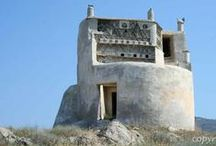 Pigeon Houses / Pigeon Houses