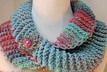 cuellos bufandas