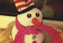 Christmas kid crafts  / by Debra Cremeens-Risinger