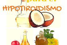 Hipotiroidismo cura natural