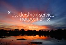 Management & Leadership / Quotes about Leadership