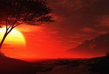Salidas y puestas de Sol / by Isaac Feijoo