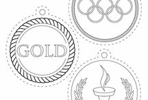 Go For The Gold / by Syd Osenbaugh