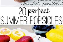 Ice Cream/Popsicles