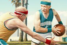 Aktywność fizyczna wśród seniorów / Aktywność fizyczna wskazana jest w każdym wieku. Dla osób starszych ma szczególne znaczenie. Ruch to nie tylko zdrowie - to inni ludzie, spotkania z nimi i przyjaźnie.