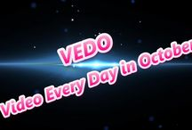 Video Every Day in October [VEDO]