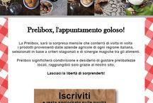 PRELIBOX-SPESA GOLOSA / Proposte mensili per una spesa golosa e di qualità direttamente dagli artigiani del cibo.