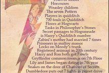 Harry Potter // Fantastic Beasts