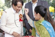 SHRI SURESH PRABHU ADDS TO THE DIGNITY OF ANNUAL FEST'2017 / Mother's Pride