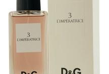 Fragrances / Perfumes I love.