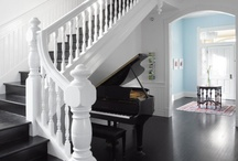 Living spaces: Stairway to heaven / Amazing ideas and inspiration for gorgeous stairways