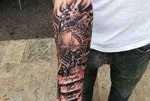 tattoos Männer