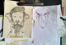 Crear personajes