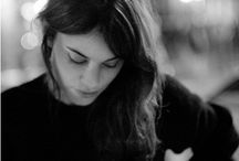 Alexa Chung Model / Stylist