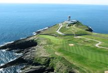 Golfing around the world / Places I want to golf at again and again!
