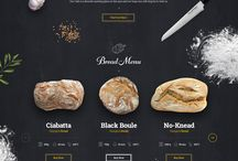Web Design Food